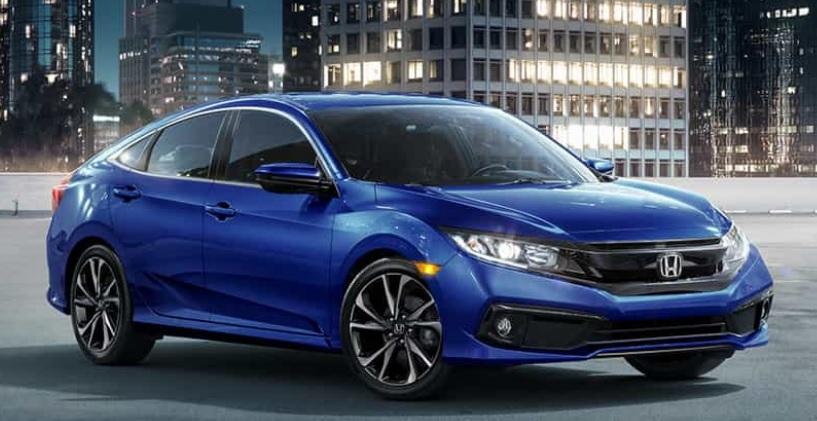 """Honda Civic ganha """"tapinha"""" nos EUA para 2019"""