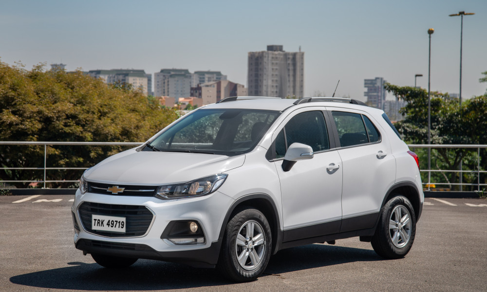 Chevrolet Tracker LT - 2019