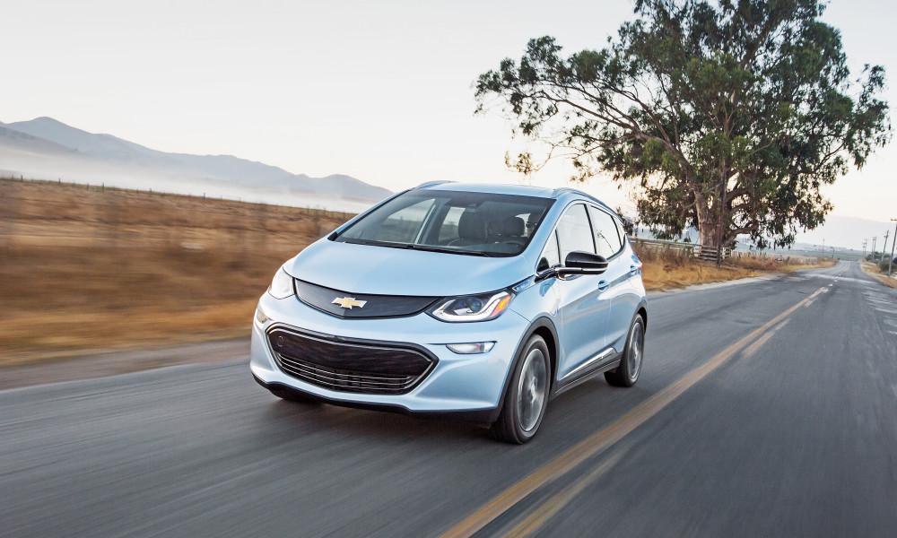 Chevrolet Bolt EV - 2019