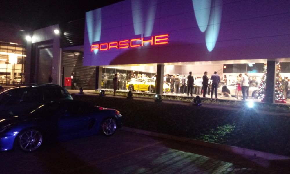 Porsche Center Belo Horizonte: os alemães invadiram a cidade