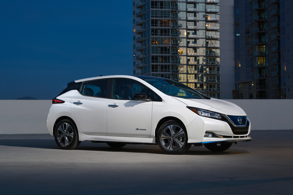 The new 2019 Nissan LEAF e+ has a 62 kWh battery pack and an EPA-estimated range of up to 226 miles. Sales in the U.S. are expected to begin in spring 2019.