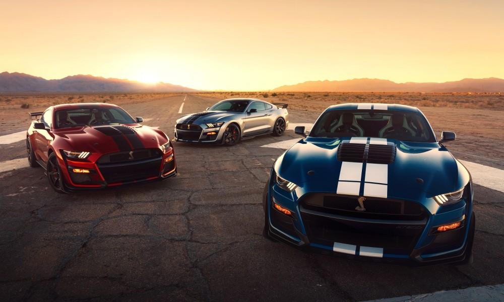 Shelby GT 500: o Mustang mais bravo de sempre
