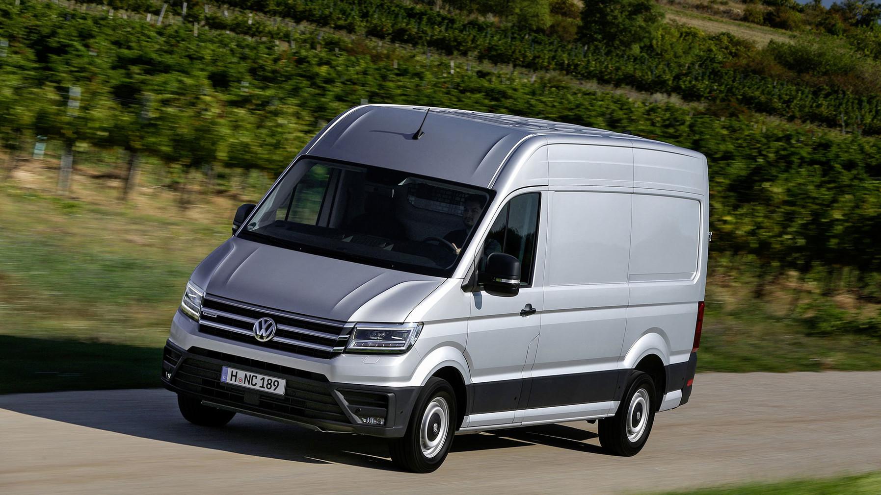 Sowohl Ford als auch Volkswagen sind bei leichten Nutzfahrzeugen weltweit sehr gut aufgestellt.