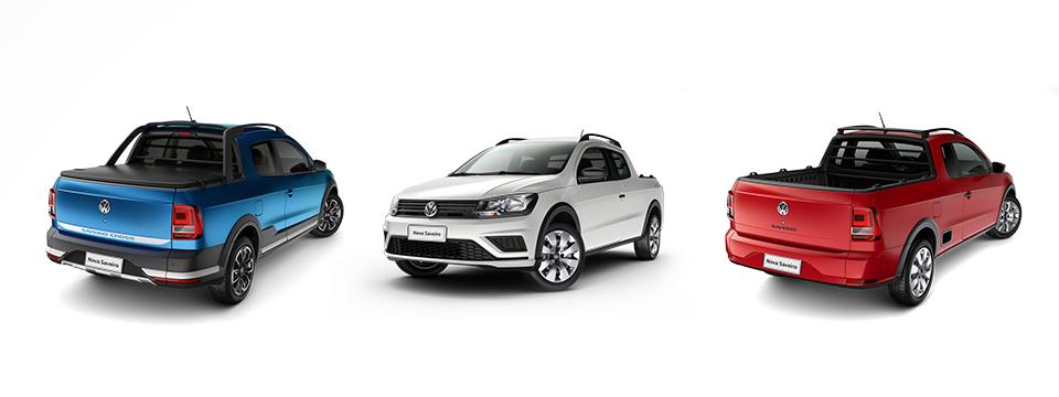 Risco de problema nos freios faz VW convocar recall da Saveiro
