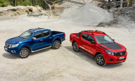 Nissan Frontier Attack e LE