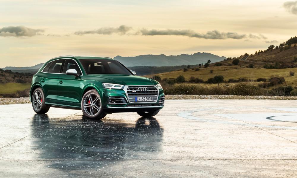 Audi SQ5 ganha ajuda híbrida para ser mais rápido