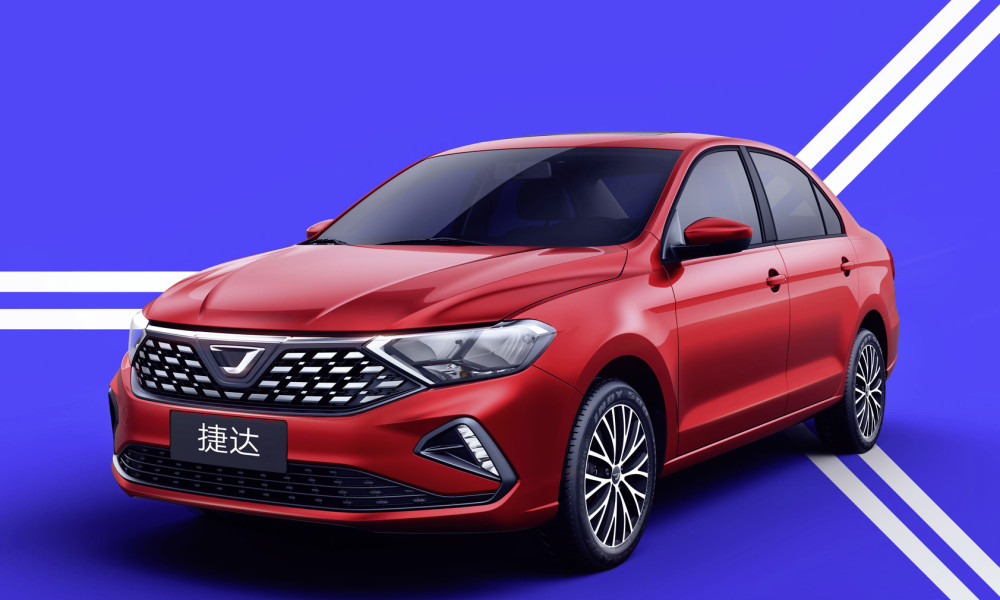 Volkswagen's new brand in China, JETTA, offers a sedan in addition to 2 SUV models. With JETTA, Volkswagen intends to create an attractive offering in the entry-level segment, which it had previously not covered. Especially young first-time car buyers in China are to be targeted.