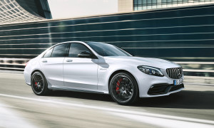 2018, Mercedes-AMG C 63 S, W205, Saloon, C-Class