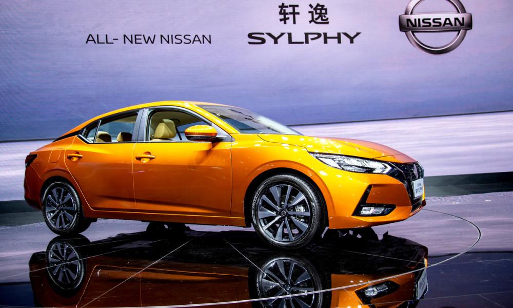 Nissan at Auto Shanghai 2019 - showfloor image 07-1200x771