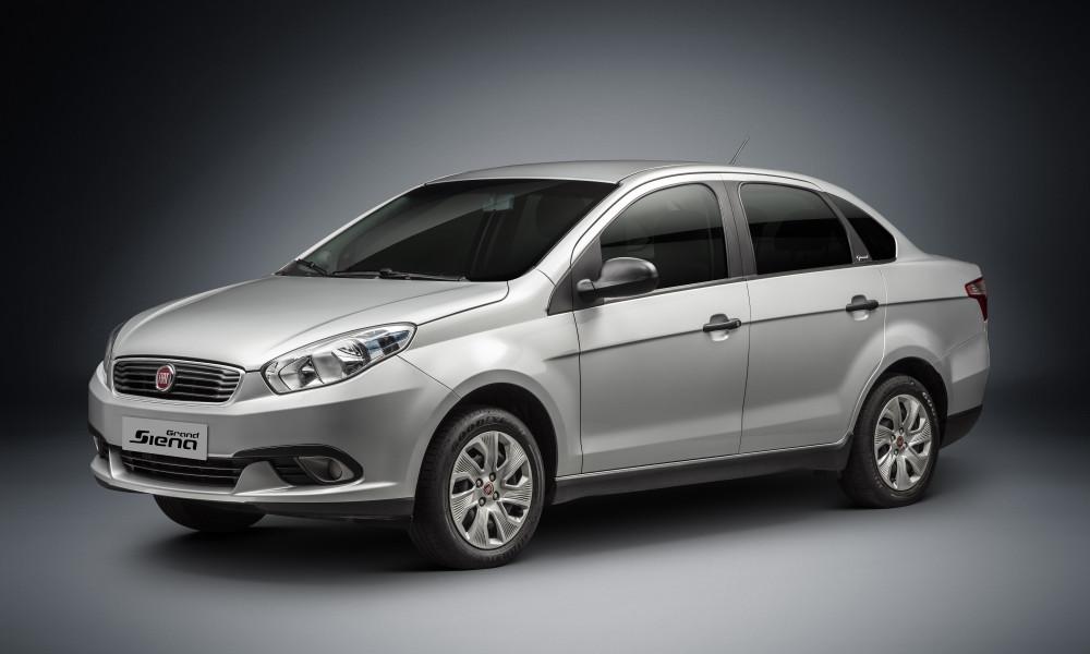 Novos Fiat movidos a GNV terão isenção de IPVA