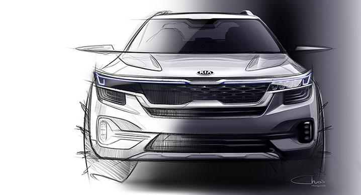 KIA prepara novo SUV compacto