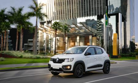 Renault Kwid Outsider. Foto: Rodolfo Buhrer / La Imagem / Renault