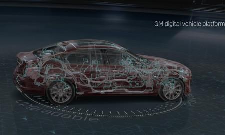 Tecnologia estreia no Cadillac CT5