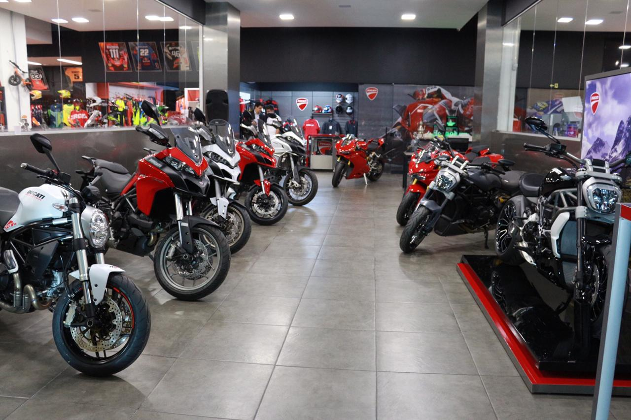 Inauguração Ducati O2BH (6)