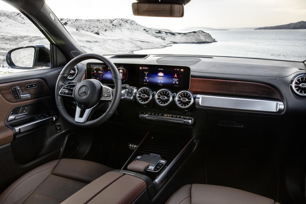 Mercedes-Benz GLB, Edition 1, Interieur  Mercedes-Benz GLB, Edition 1, Interior