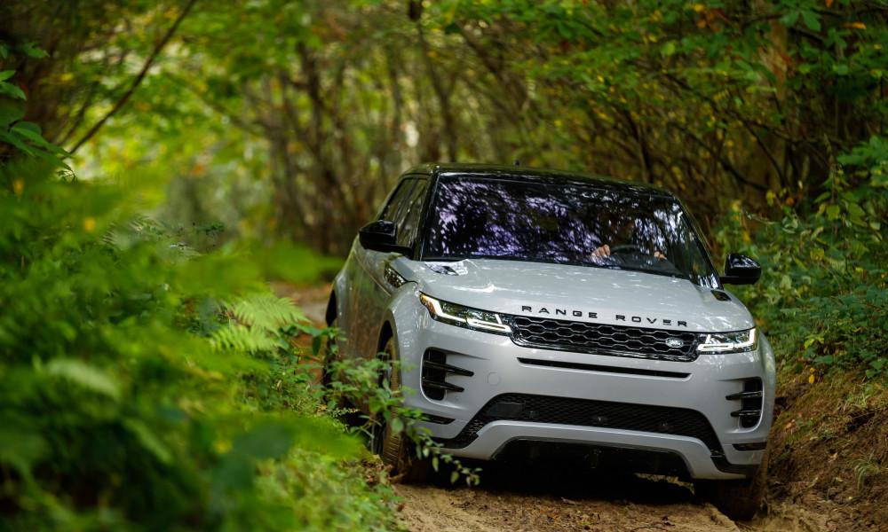 Land Rover inicia vendas do novo Evoque no Brasil